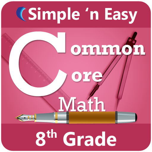 Common Core Math: 8th Grade