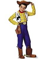 Toy Story Disney Woody Deluxe Child Costume