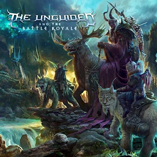 The Unguided - And the Battle Royale (Limited Edition)
