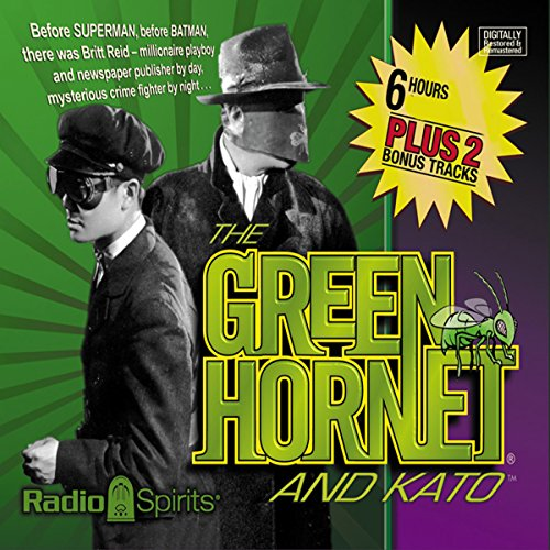 The Green Hornet and Kato (Kato Radio)