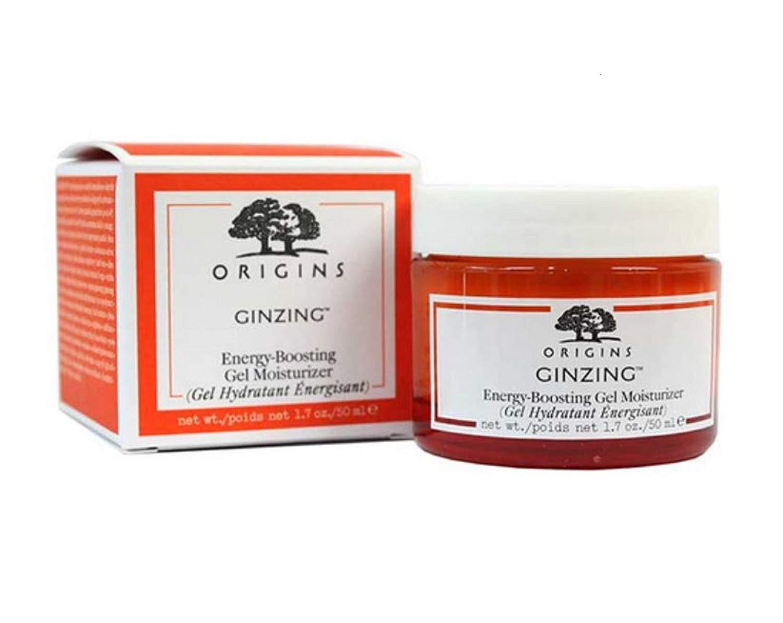 Origins Ginzing Energy Boosting Gel Moisturizer (Gel Hydratant Energisant) 1.7oz/50ml