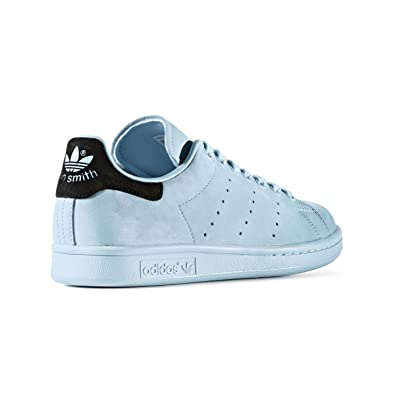 nouvelle arrivee 5f644 e6063 adidas Originals Baskets Stan Smith Bleu Femme: Amazon.fr ...