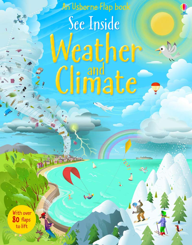 Read Online See Inside Weather & Climate PDF
