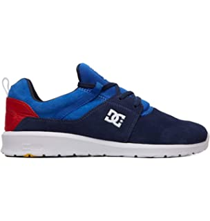DC Mens Heathrow SE Skate Shoes Skateboarding