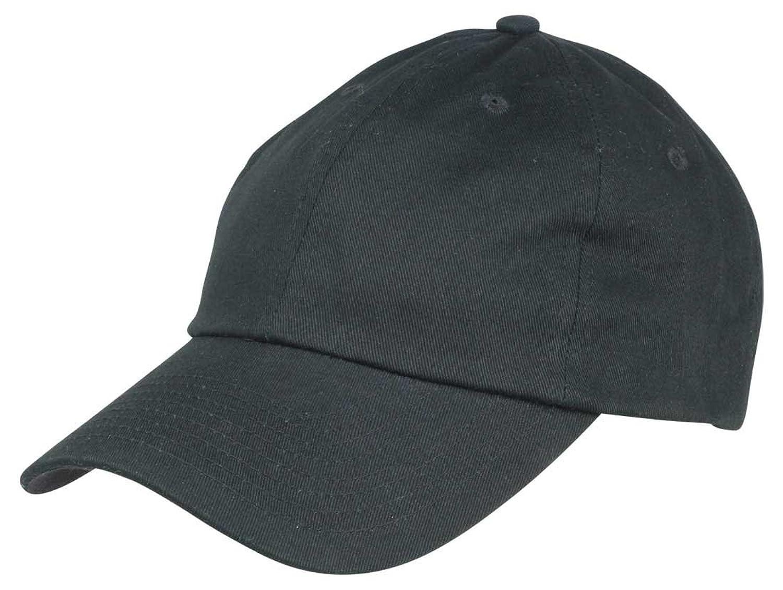 White baseball caps for crafts - Dalix Unisex Unstructured Cotton Cap Adjustable Plain Hat Black At Amazon Men S Clothing Store