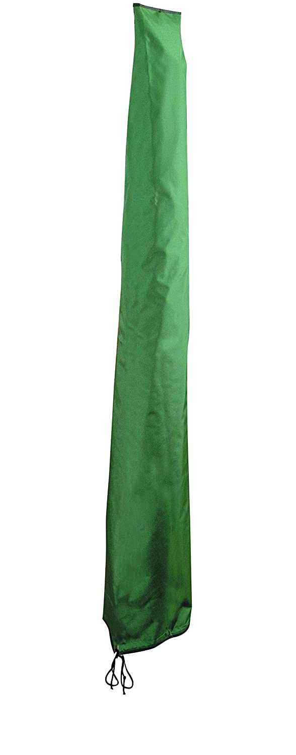 Bosmere MG590 Large Parasol Cover - Green