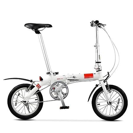 Paseo Bicicleta Niño Y Niña Ciclismo Bicicleta Plegable ...