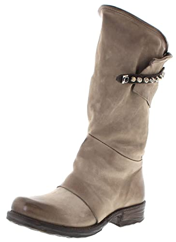 a869d0bdd21036 FB Fashion Boots A.S.98 Damen Stiefel 520383 Cartone Airsteps Lederstiefel  Grau 36 EU