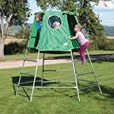 TP Toys Explorer 2 Platform & Tent Climbing Set Jungle Gym