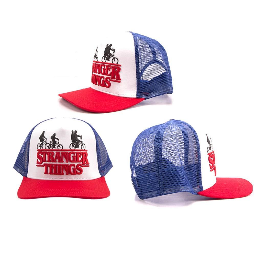 Unisex Adjustable Caps Hip Hop Baseball Sports Hat Best Gift for Boys Girls Men and Women Mini Office Depot Stranger Things Baseball Cap