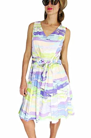 f7f8e1a5012 Image Unavailable. Image not available for. Color  Leslie FAY Women s Fit    Flare ...