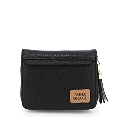 a44974cde5b0 Ladies Small Purses Women Wallet With Tassel Branded Designer Bifold Card  Holder New Top Zip Pouch