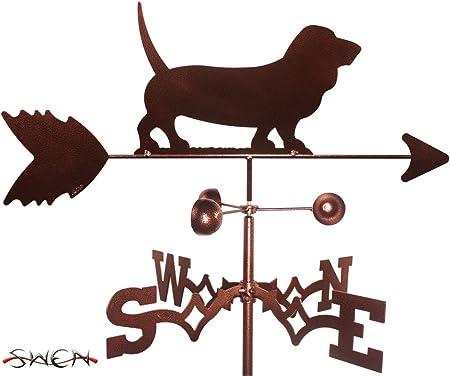 SWEN Products Hand Made German Short Hair Dog Garden Stake Weathervane ~New~