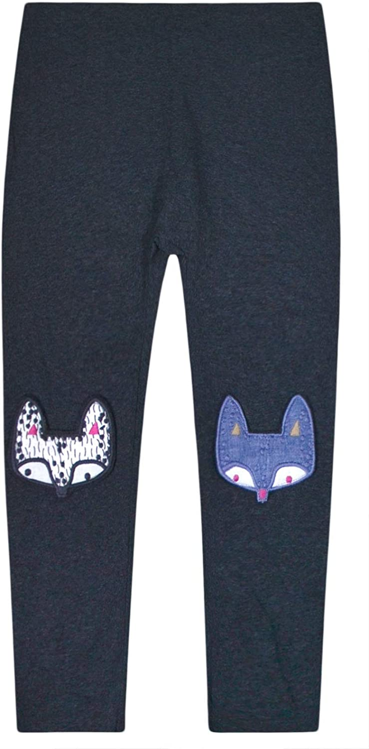 JollyRascals Girls Next Leggings Kids New Grey Pants Baby Girls Bottoms Ages 3 6 9 12 18 24 Months Ages 2 3 4 5 Years