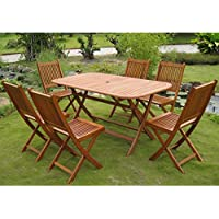 International Caravan Royal Dining Set
