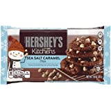 Hersheys Kitchens Sea Salt Caramel Chips, 10oz,