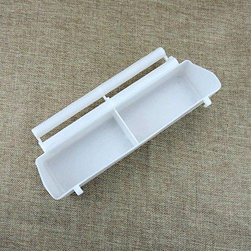 Farm & Ranch Window Pet Bird Water Feeder Cup Standing Frame Plastic Food...