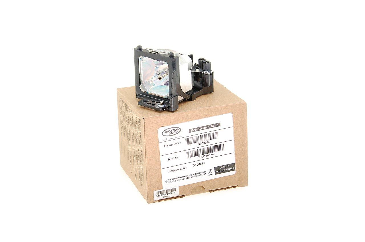 Alda PQ-Premium, Beamerlampe / Ersatzlampe für HITACHI CP-X328 Projektoren, Lampe mit Gehäuse Lampe mit Gehäuse 1082
