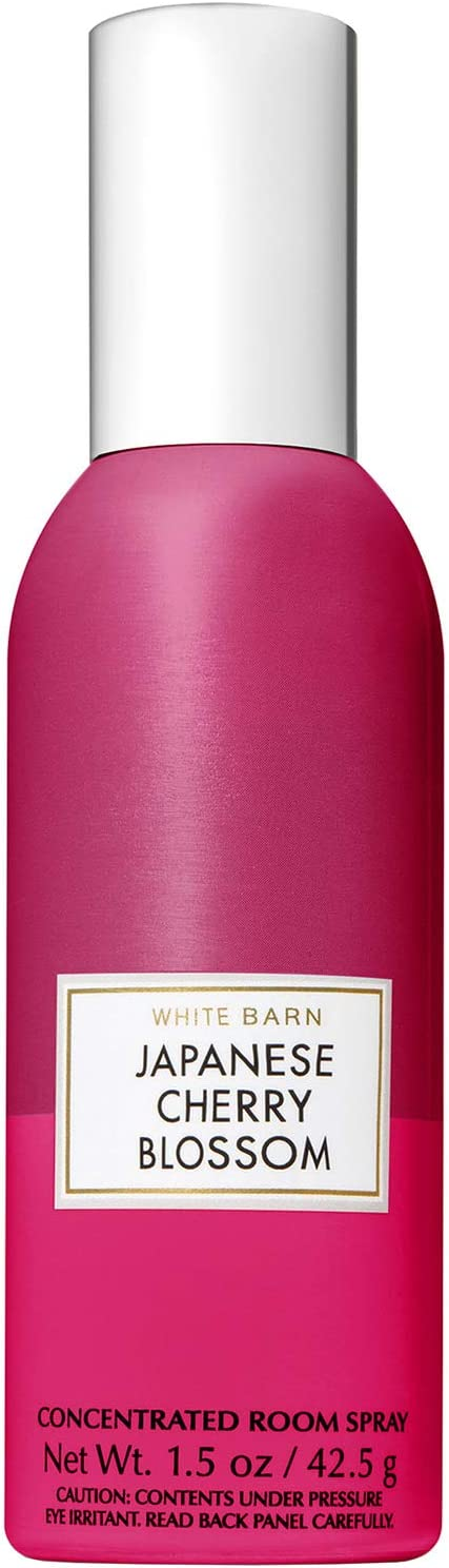 Bath and Body Works Japanese Cherry Blossom Concentrated Room Spray 1.5 Ounce (2019 Two-Tone Color Edition)