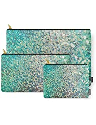 Society6 Mermaid Scales Carry-All Pouch