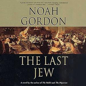 The Last Jew Audiobook