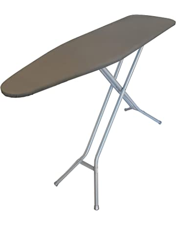 Steam and Dry Iron Mount for Board and Iron Wholesale Hotel Products Ironing Board Bundle with Iron and Mounting Kit- Includes Y-Leg Ironing Board Hardware Included