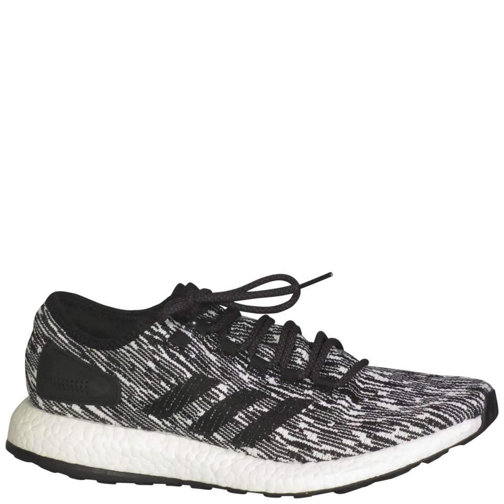 - adidas Pureboost Black White Running shoes (BB6280)