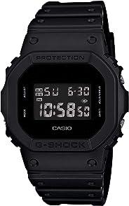 Relógio Casio G- Shock Digital Masculino DW-5600BB-1DR
