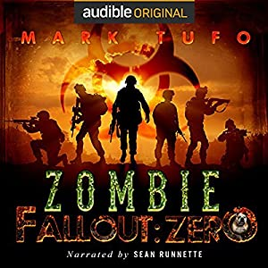 Zombie Fallout: Zero Audiobook