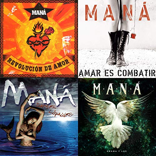 Best of Maná (The Best Of Mana)