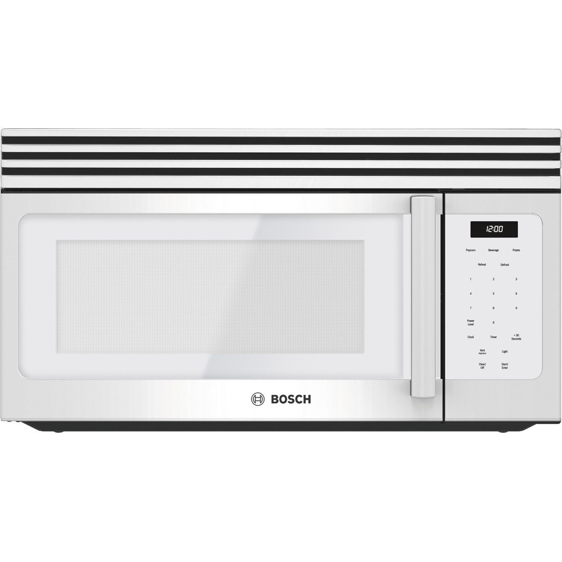 Bosch HMV3022U Integrado 45L 1000W Blanco - Microondas (Integrado ...