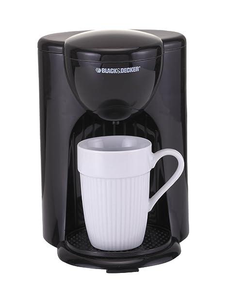 Amazon Black & Decker DCM25 1 Cup Coffee Maker Black 220V