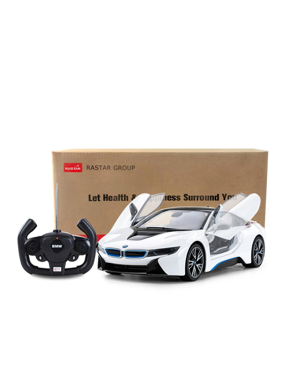 Rastar Bmw I8 Model Car 1 14 Bmw Remote Control Car Bmw I8 Toy For