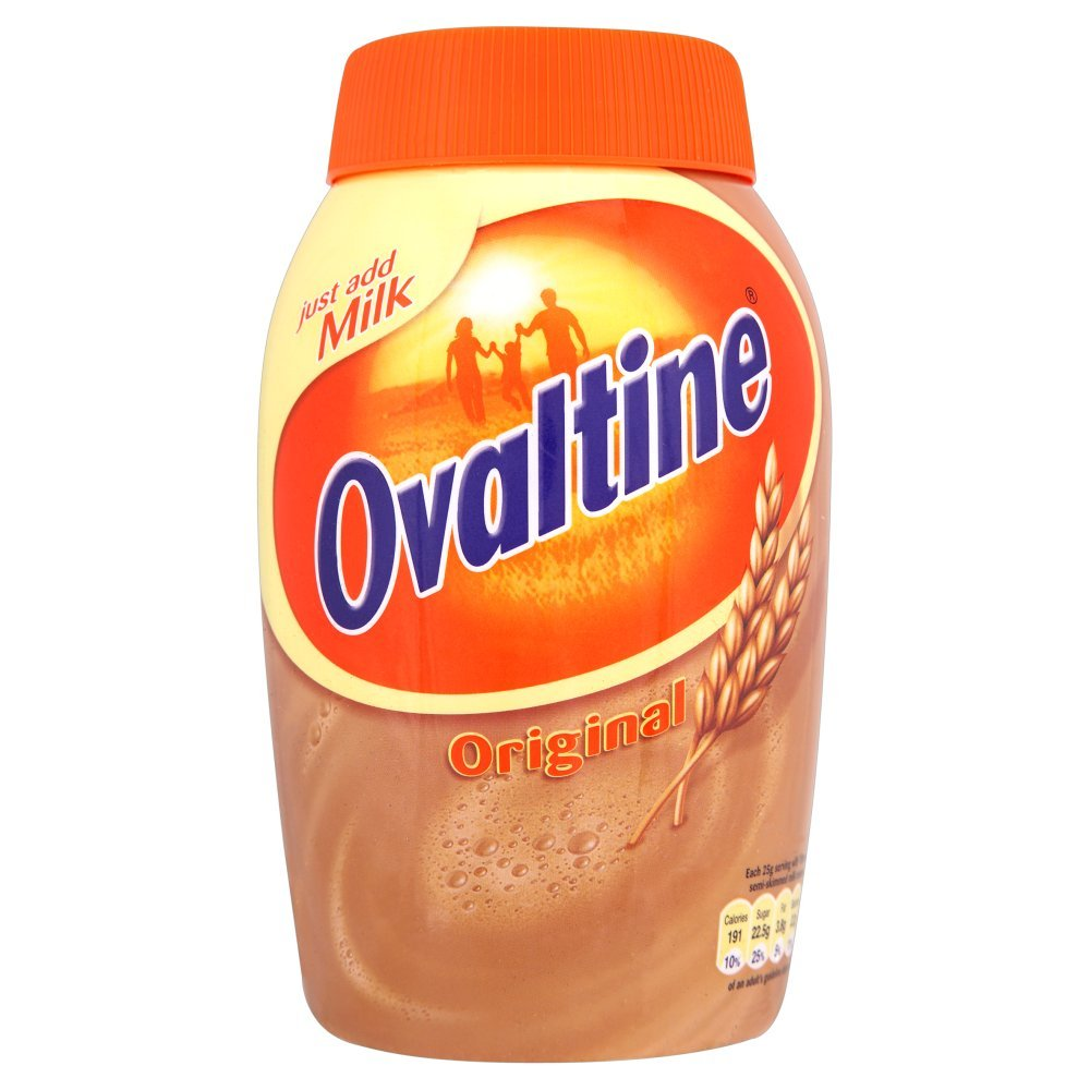Ovaltine Orig 800G (Pack Of 6) by Ovaltine