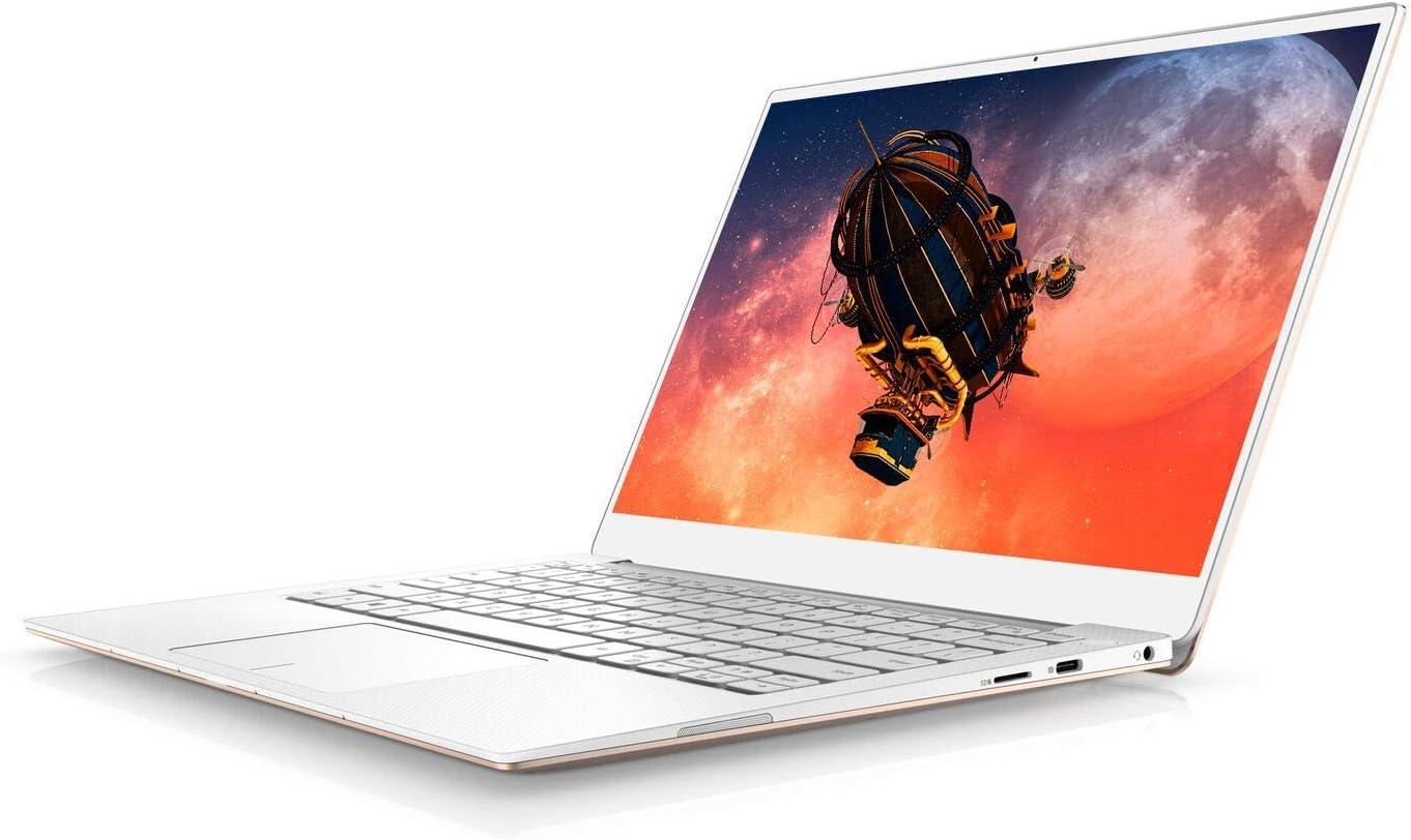 2021_Dell XPS PC 7000 Laptop 13.3 Inch UHD Touch Screen Laptop, Webcam, Intel Core i7, Fingerprint, 16GB RAM, 512GB SSD, Bluetooth, Backlit Keyboard, Thunderbolt, upto 19hrs Battery, Win 10, Rose Gold