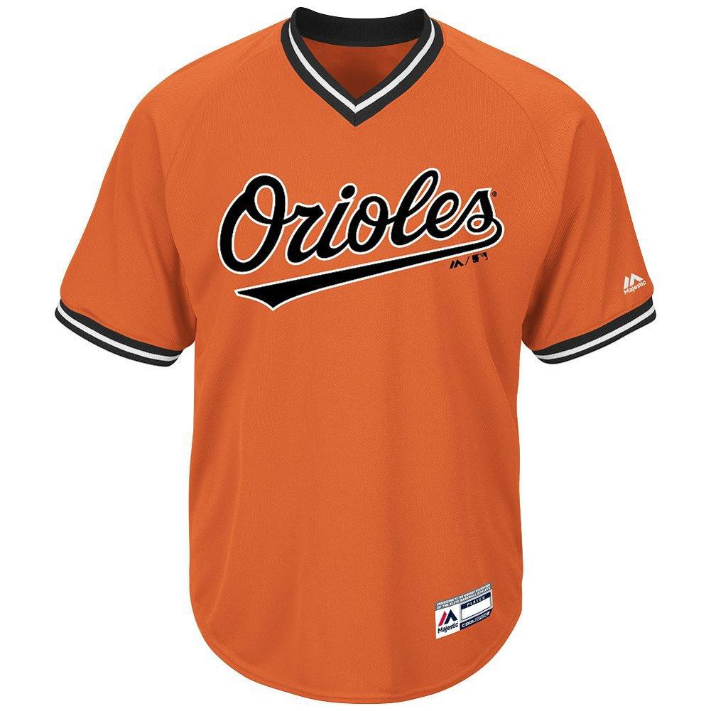 bfbd532b8ca Baltimore Orioles MLB Youth Cool Base Short Sleeve V-Neck Jersey (Medium)  Misc.