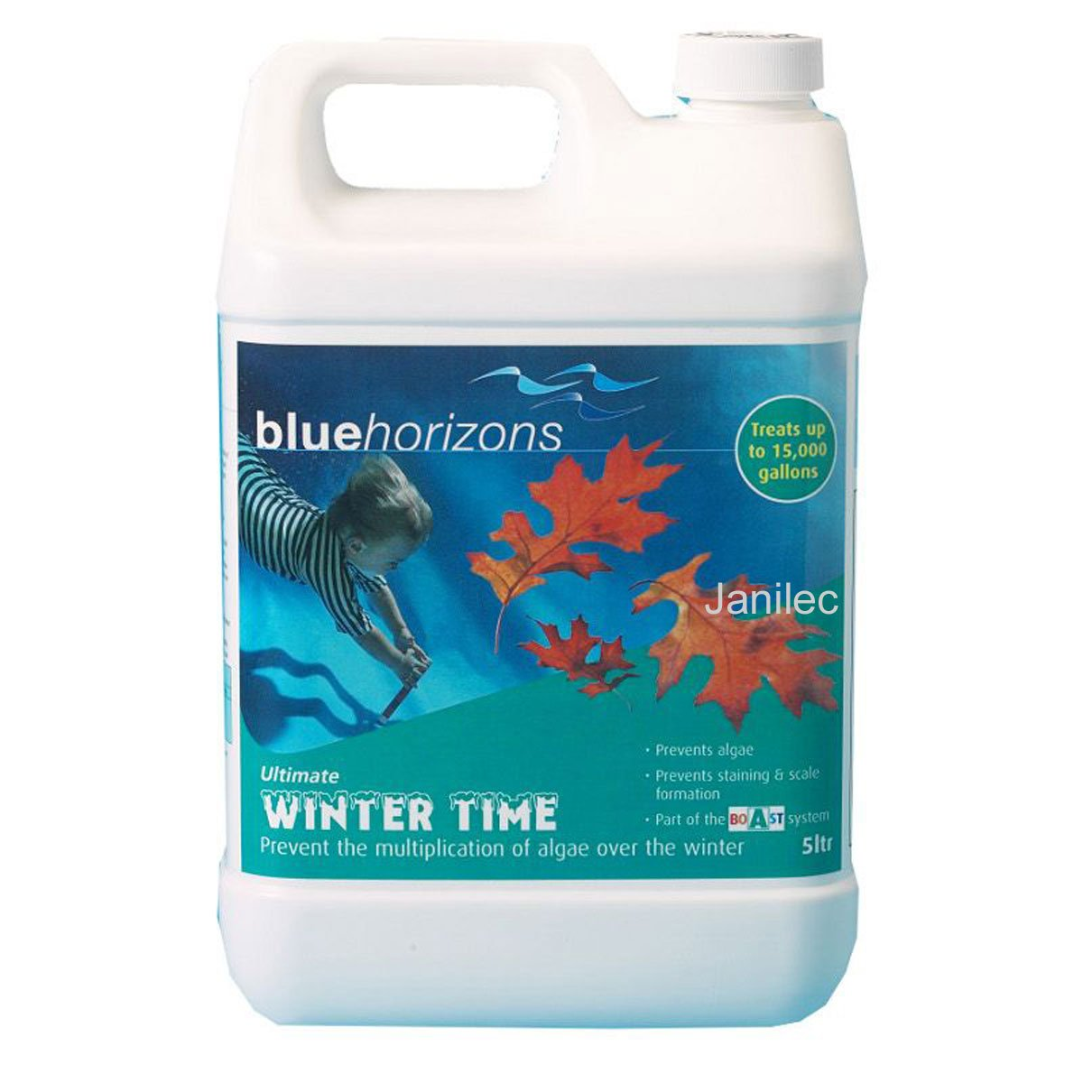 Blue Horizons Ultimate Winter Time Algaecide - Tub of 5 Litre CPC