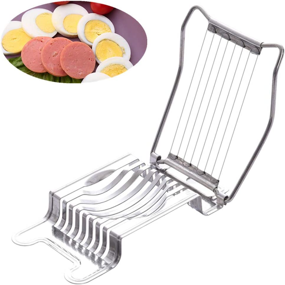 Egg Slicer ,Stainless Steel Egg Slicer