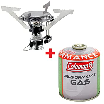 Coleman-Kabra Kit hornillo 7000W Fyrepower Bricolemar ...