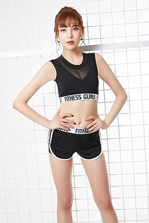 RenshenX Fitness Running Yoga Conjuntos,Shorts Deportivos ...