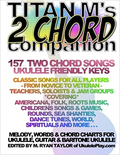 Amazon Titan Ms 2 Chord Companion 157 Two Chord Songs