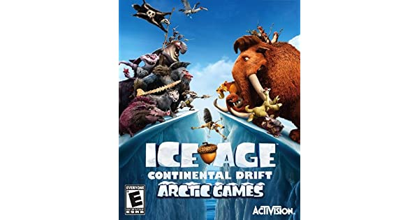 ice age continental drift arctic games download
