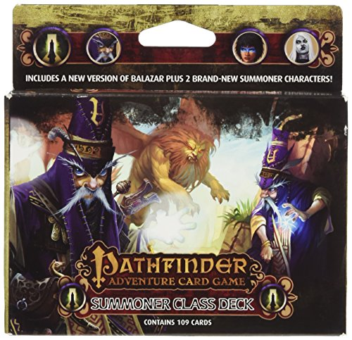 Pathfinder Adventure Card Game: Summoner Class Deck