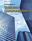 Fundamentals of Business Communication, Sherry J. Roberts, 160525472X