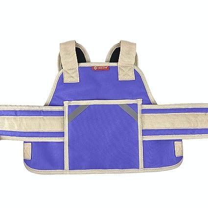 Sunnyushine Motocicleta Cinturón de Seguridad para niños Cinturón ...