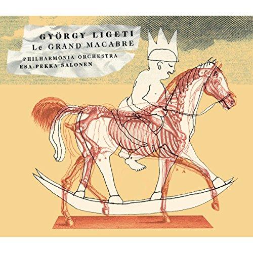 Price comparison product image Ligeti: Le Grand Macabre