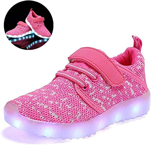 for Daughter, Girl Light Up Boots Kids