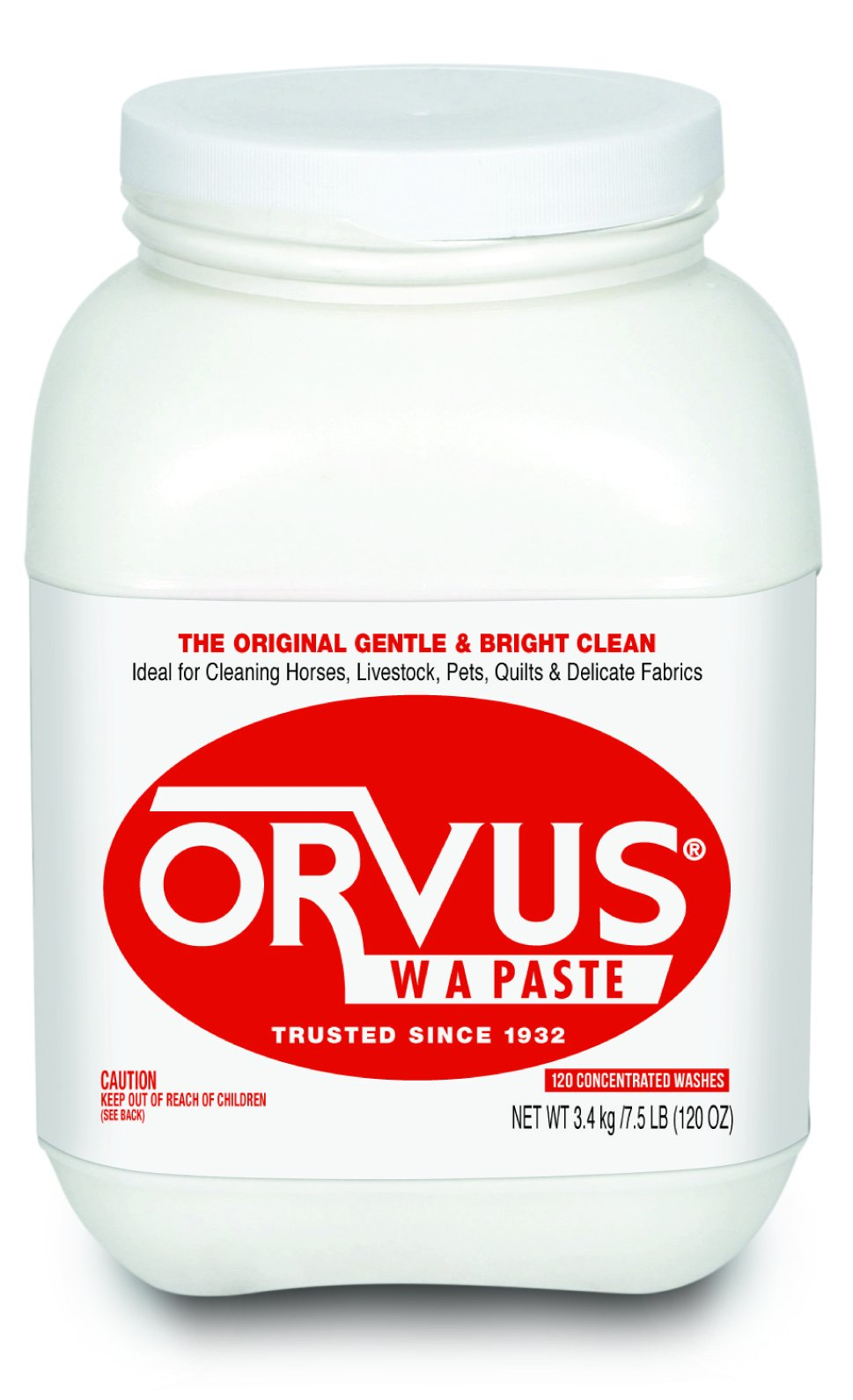 Orvus Wa Paste Cleaner - 120 Ounce by ORVUS