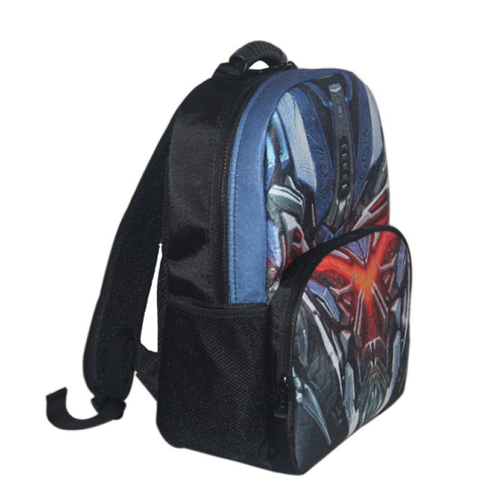 CDREAM 3D Transformers Kinder Schulrucksack Schulrucksack Schulrucksack Leichte Teenager Rucksäcke Für Jungen Und Mädchen Schultaschen 8-15 Jahre 5d7853