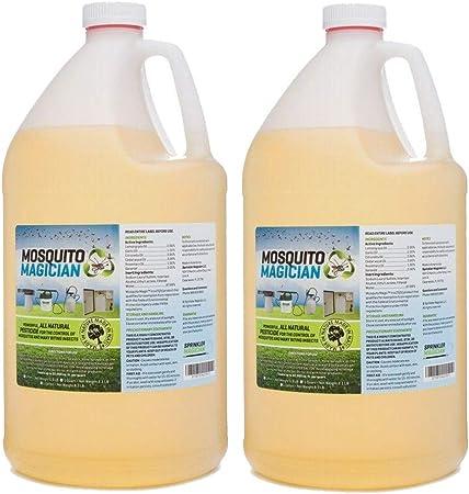 Amazon Com Mosquito Magician Yard Repellent Concentrate Gallon